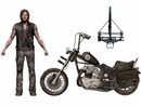 Daryl Dixon with Chopper