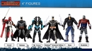 DC Multiverse Set of 6
