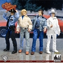 Dukes of Hazzard 12in Set of 4