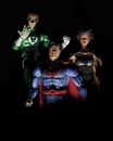 Forever Evil Power Ring