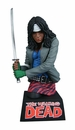 Michonne Vinyl Bust Bank
