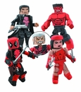 MINIMATES THUNDERBOLTS SET