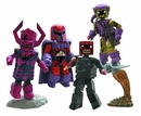 MINIMATES ZOMBIE VILLAINS SET