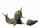 Mothra and Battra Larva Set