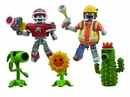 Plants vs. Zombies Minimates