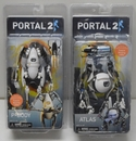 PORTAL Robots Set of 2