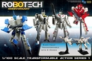 Robotech Veritech Set of 4