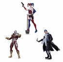 Suicide Squad Set of 3