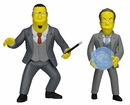 The Simpsons Pen and Teller
