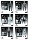 TWILIGHT ZONE Set of 6