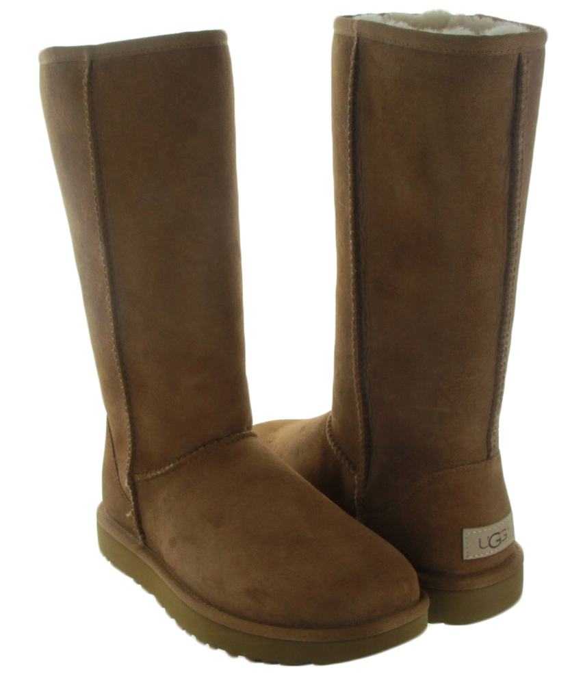 ugg chestnut tall classic