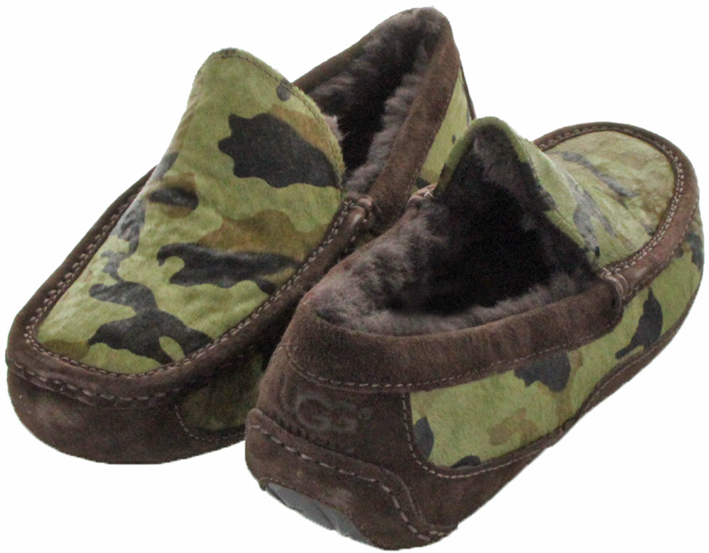7fe3c3a1d46 Ugg Ascot Camo Slipper - cheap watches mgc-gas.com
