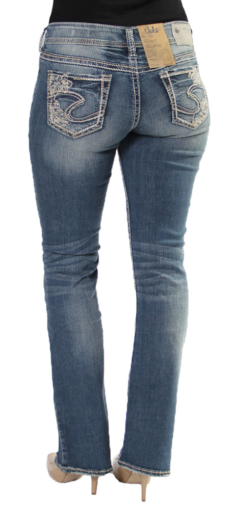 Suki Mid Boot by Silver Jeans Company - Silver Jeans - Women's ...