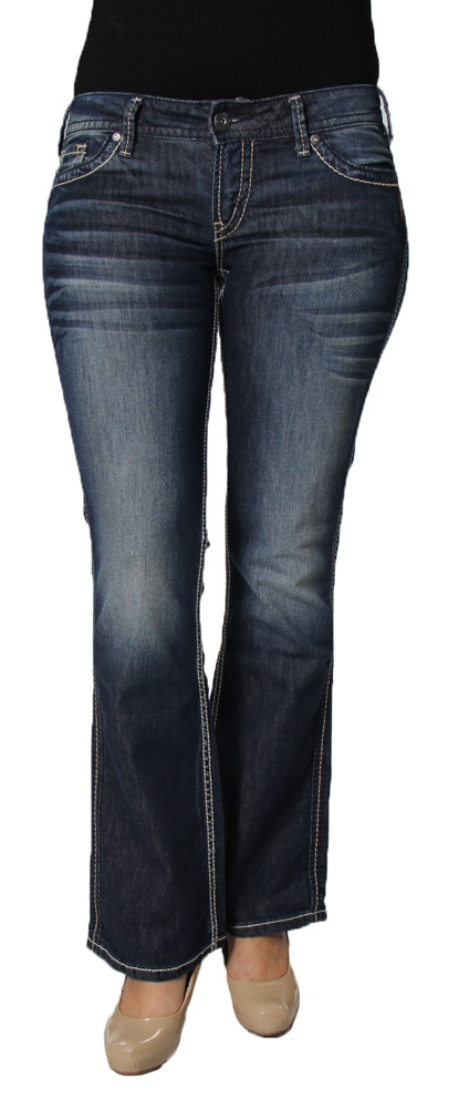 Twisted Jean by Silver Jeans Company - Silver Jeans - Women's ...