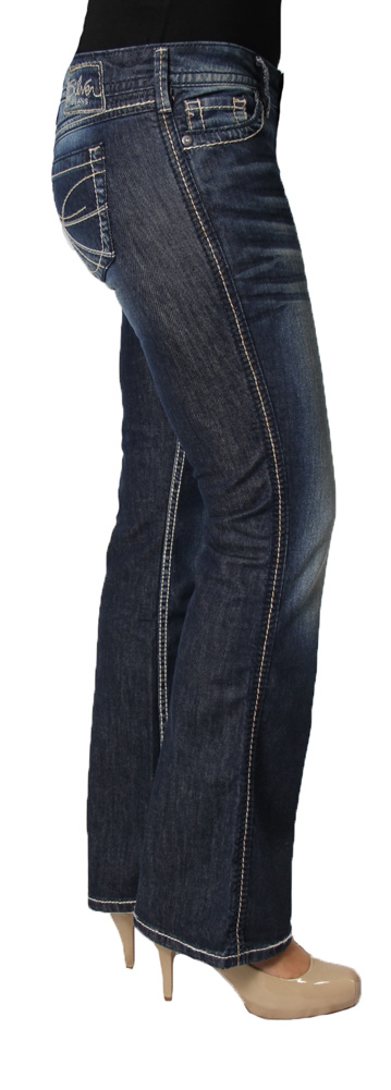 Twisted Jean by Silver Jeans Company - Silver Jeans - Women&39s