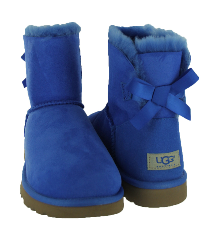 c155c7e5ff5 Royal Blue Uggs With Bows