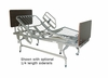 Drive Medical Full-Electric Long Term Care Hospital Bed