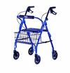 "Invacare Adult Rollator with Basket 28-1/2"" W x 27"" D"