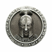 New Vintage Original Spartacus Freedom Belt Buckle Gurtelschnalle Boucle de ceinture BUCKLE-GU039AS