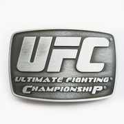 Vintage Fighter UFC Belt Buckle