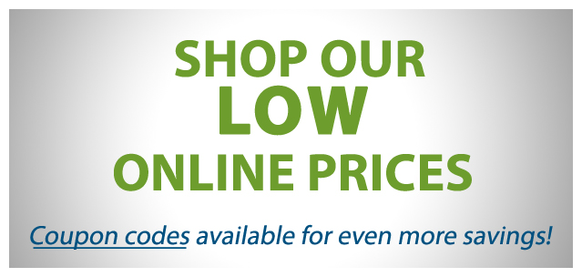 Low Prices and Additional Savings