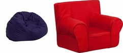 Kids Arm Chairs & Bean Bags