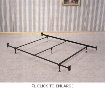 Queen Size Bed Frame for Headboard & Footboard by Coaster - 1208