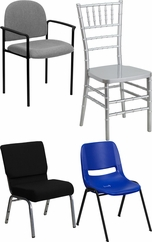 Stackable Church, Student, Chiavari, School Chairs