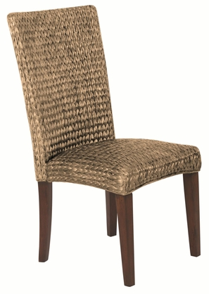 Westbrook Casual Woven Natural Dining Chairs by Coaster 101093  - Set of 2