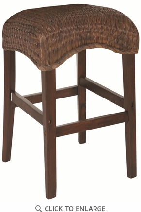 Westbrook Dining Woven Brown 24