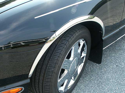 2002-2005 Ford Thunderbird 4pc Wheel Well Trim