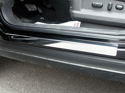 2007-2011 Ford Edge 4pc Door Sill Plates