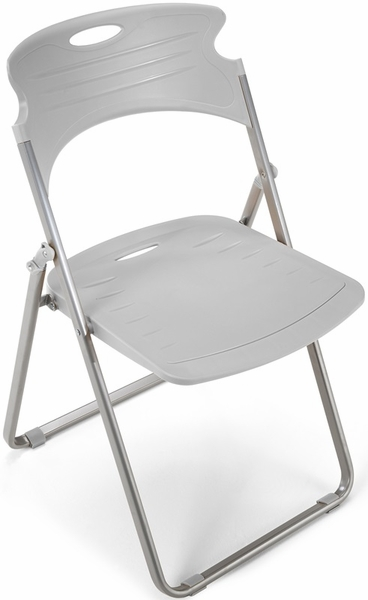 Flexure Folding Chair with Polypropylene Seat and Back Butterscotch