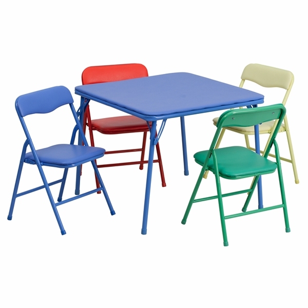 child folding table 3