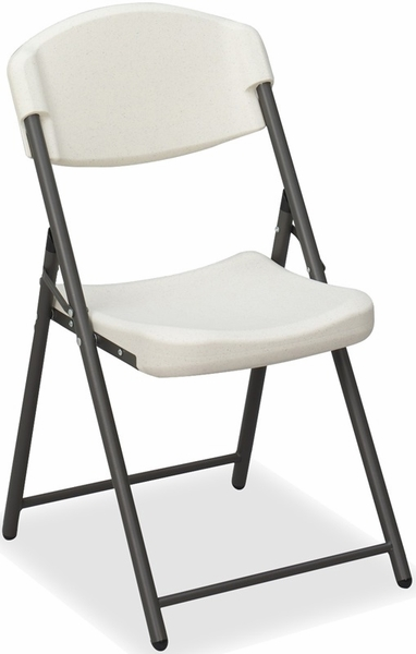 Rough N Ready Economy 33 5 H Folding Chair Set of Four Pla