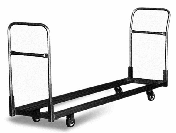 Vertical Stack Studio Cart 101 L X 41 W