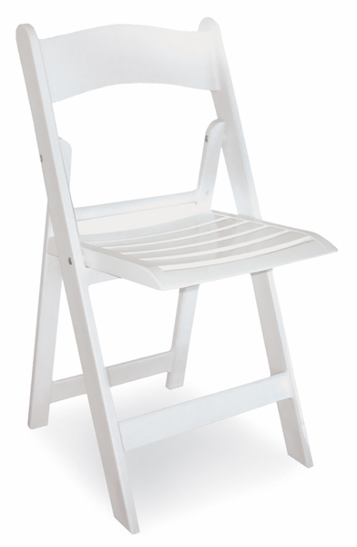Gladiator Resin Steel Reinforced Stackable Folding Chair
