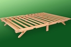 Fold-A-Bed Hardwood Frame � The perfect guest bed!