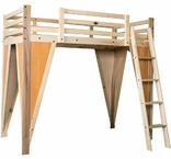 TimberNest Loft Bed