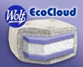 Wolf EcoCloud - Futon Mattress