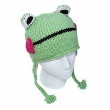 Childrens Frog Hat