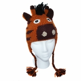 Childrens Giraffe Hat