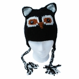 Childrens Owl Hat