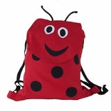 Lady Bug Backpack
