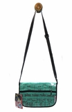 StopStart Casey Shoulder Bag: Green