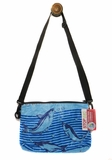 StopStart Trixie Shoulder Bag: Blue