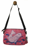 StopStart Trixie Shoulder Bag: Red