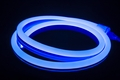 120v Blue LED Polar 2 Neon Flex - Custom Cut