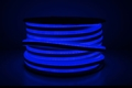 120v Blue LED Polar Neon Flex - 150'
