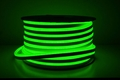 120v Green LED Polar Neon Flex - 150'